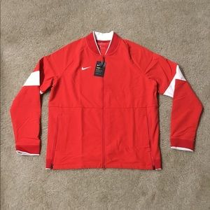 Nike Dri-Fit Therma Football Coach's Jacket